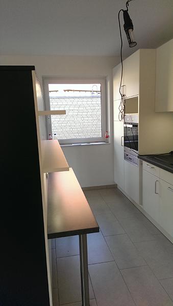 Projekt Planung einer Küche