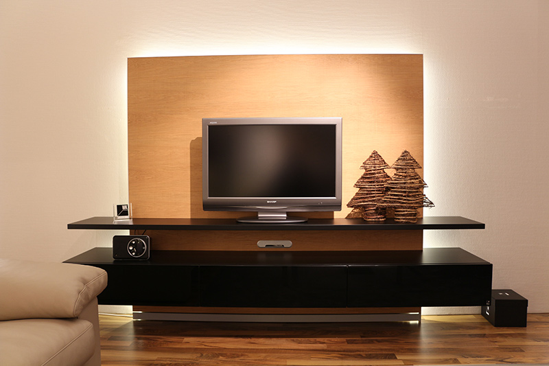 TV-Paneewand WK 409 artena