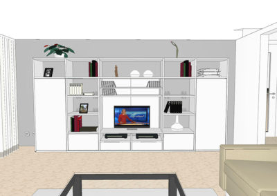 Einrichtungshaus Wagner Planung Wohnzimmer